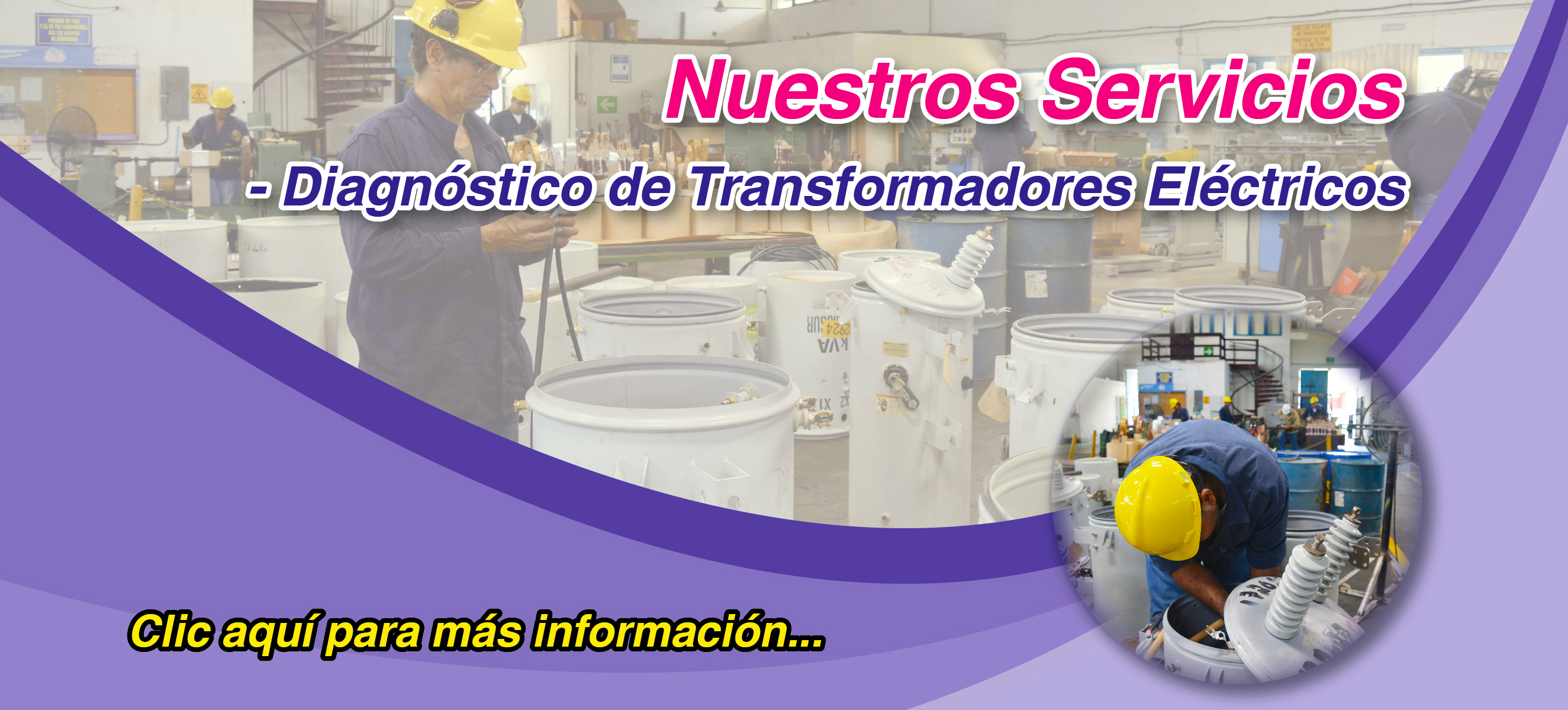 Banner de Servicios nuevos